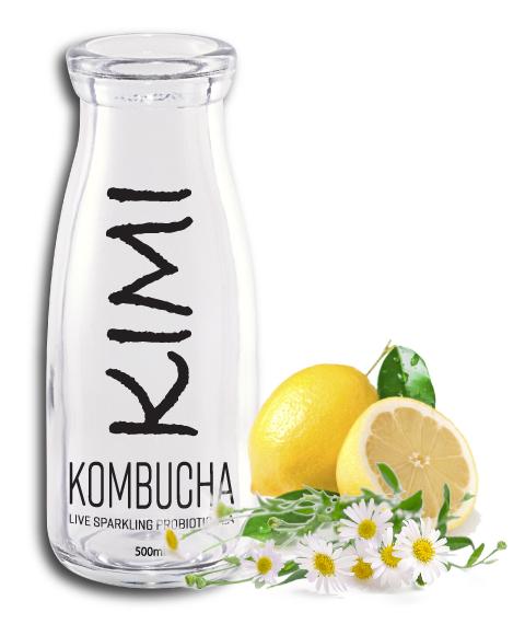 Kimikombucha Chamomile Citrus