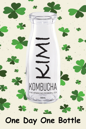 Kimikombucha one day one bottle