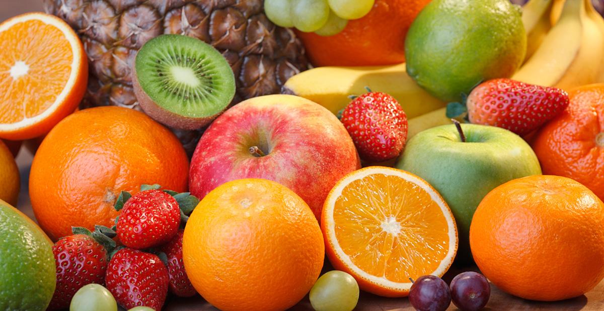 kombucha fruits healthy gut