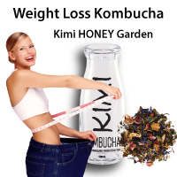 KimiKombucha Honey Garden Weight Loss