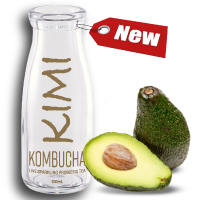 Kimi Milk Kombucha is a healthy drink made from dairy milk