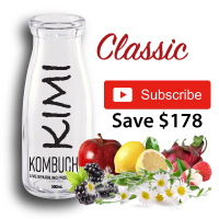Subscribe All Classic Flavours KimiKombucha