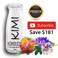 Subscribe All Premium Flavours KimiKombucha