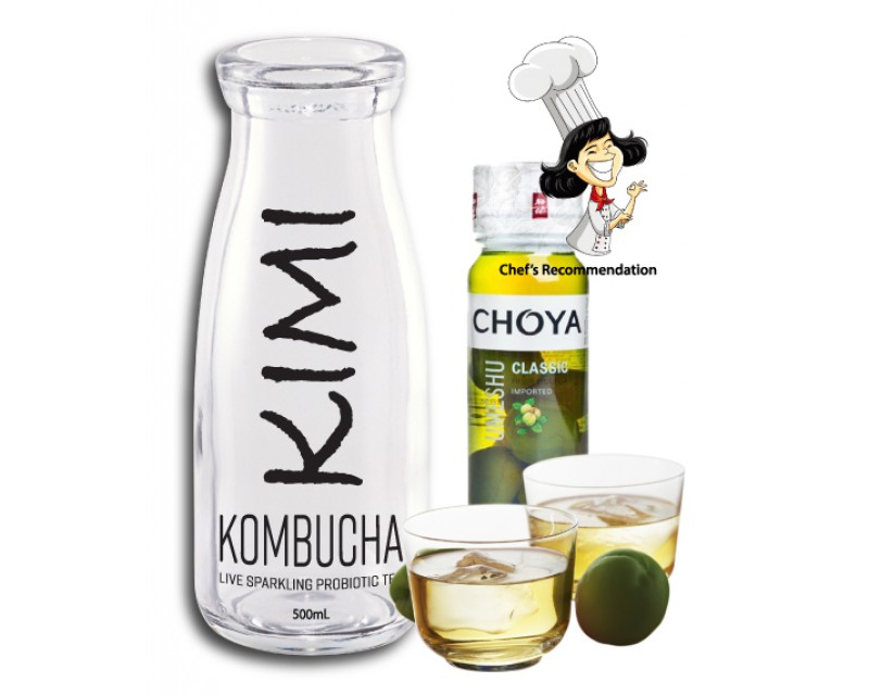 Kimi COCKTAIL Choya Japanese Plum 1,000ml