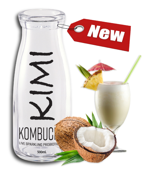 Kimi COCKTAIL Pina Colada 1,000ml