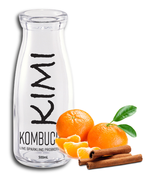 Kimi CLASSIC Tangerine-Cinnamon (Fight Inflammation) 1,000ml