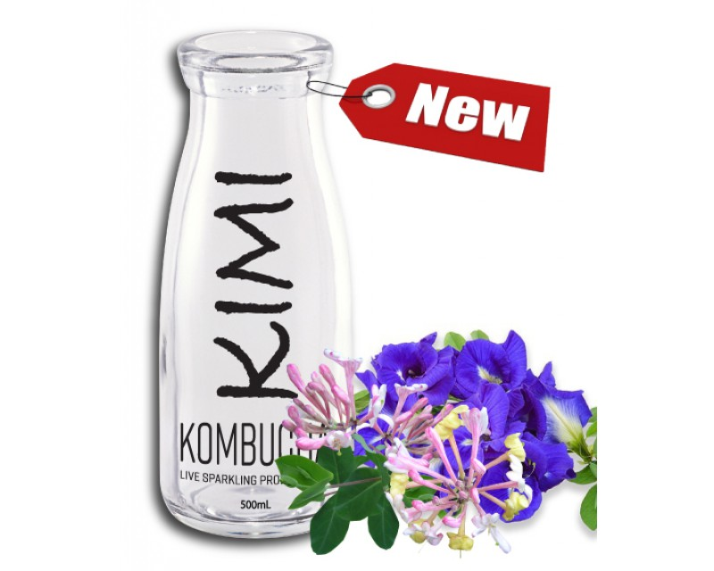 Kimi PREMIUM Honeysuckle-Pea (Caffeine-Free) 1,000ml