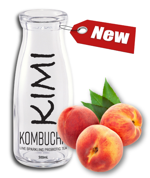 Kimi CLASSIC Peach (Reduce Wrinkles) 1,000ml