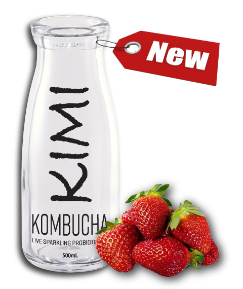 Kimi CLASSIC Strawberry (Cancer Guard) 1,000ml