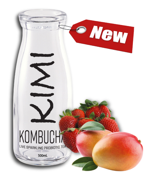 Kimi CLASSIC Strawberry-Mango (Anti-Cancer) 1,000ml