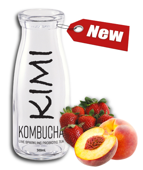 Kimi CLASSIC Strawberry-Peach (Fight Cancer) 1,000ml